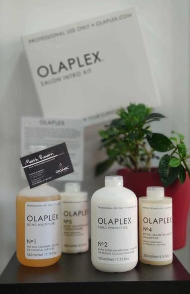 Tratamiento para recuperación del cabello OLAPLEX