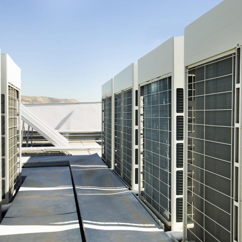 Climatización industrial: Servicios de Fanclima