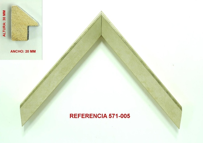 REF 571-005: Muestrario de Moldusevilla