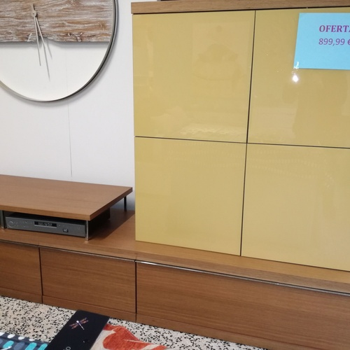 Mueble salón oferta