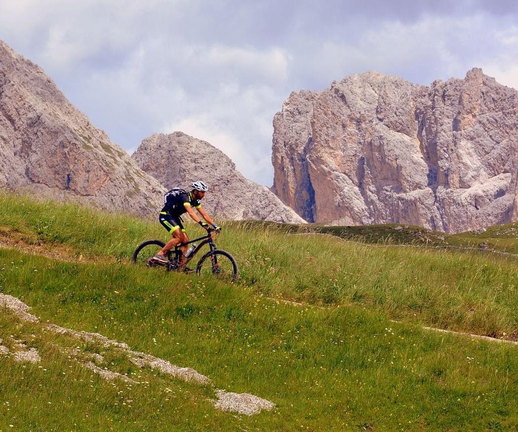 Bajar de peso al montar en bicicleta