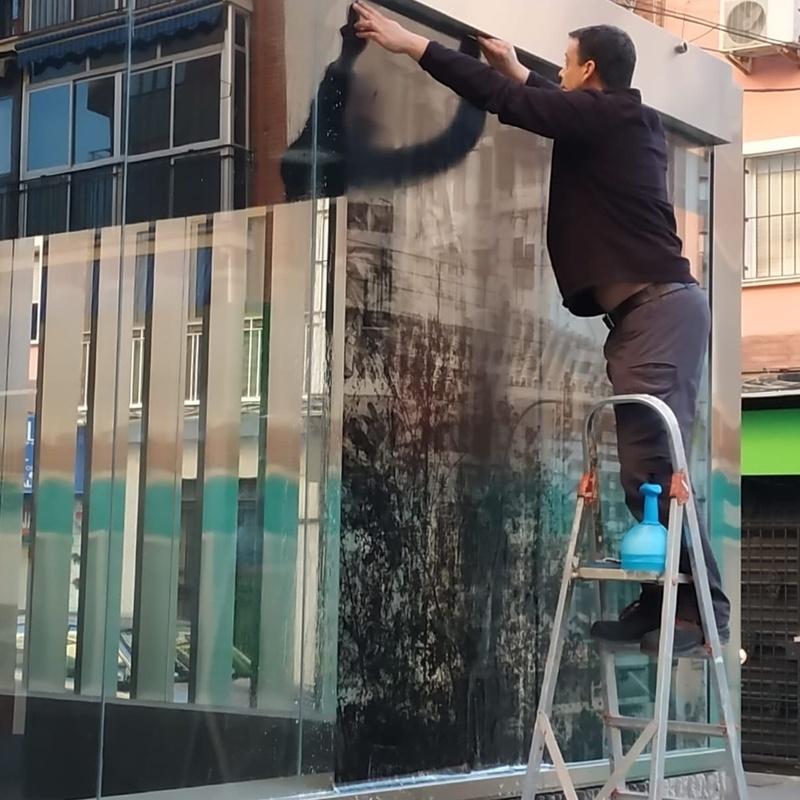 Vinilos decorativos escaparates Málaga