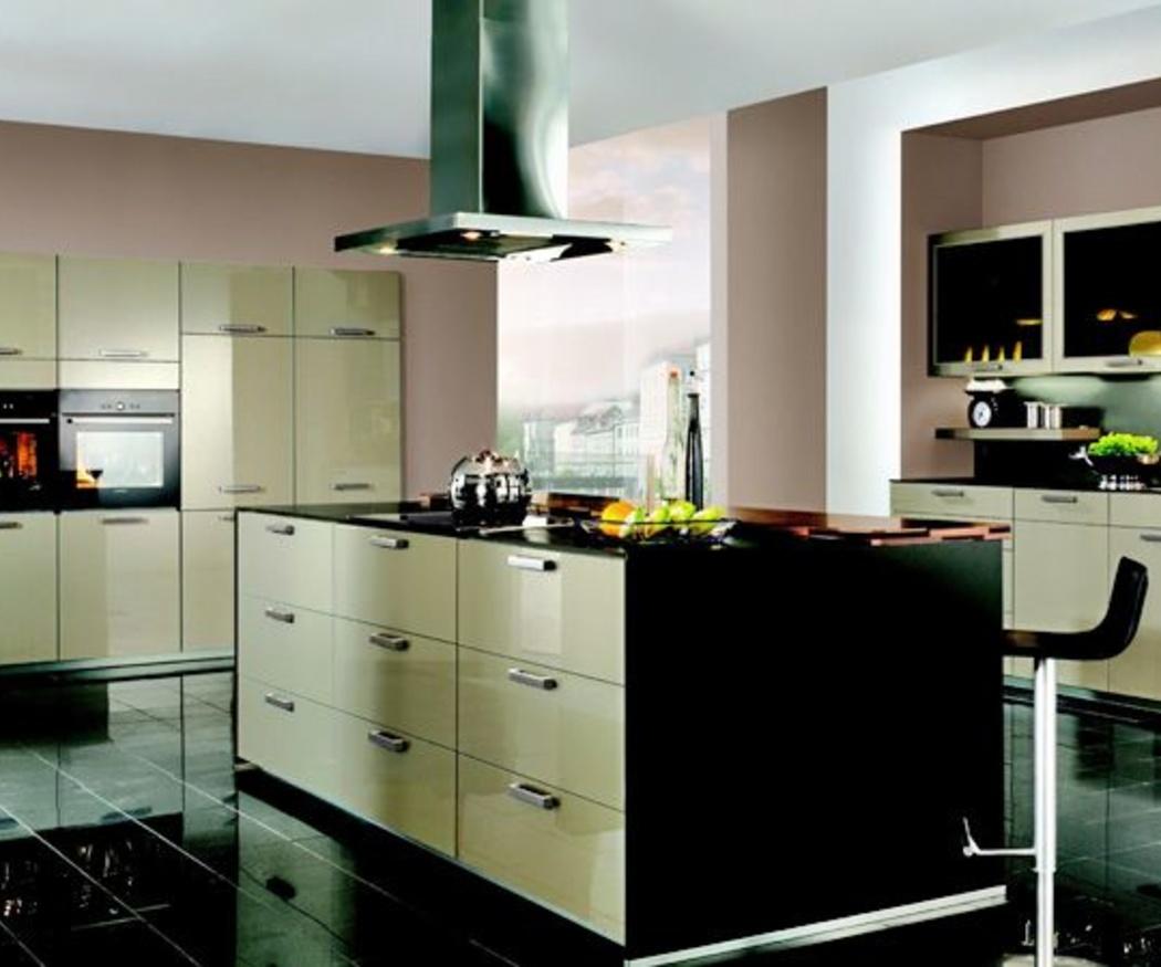 Campanas extractoras para cocinas de diseño