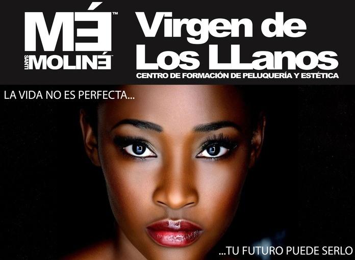 Carteles : Cursos peluquería y estética de Centro de Formación de Peluquería y Estética Virgen de los Llanos Moliné