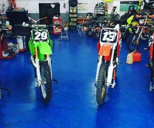 Taller de motos de competiciónn