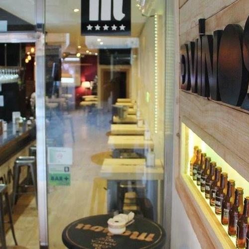 Bar de tapas en Ávila