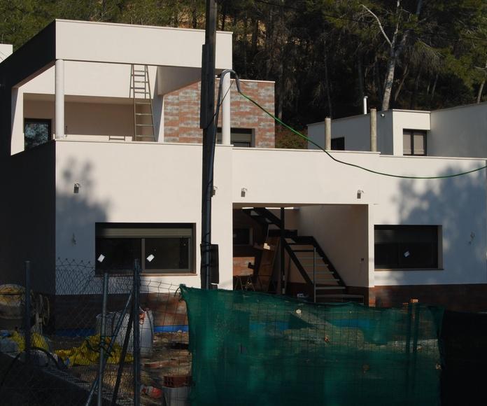 Casas prefabricadas: Servicios de Arquimontgros