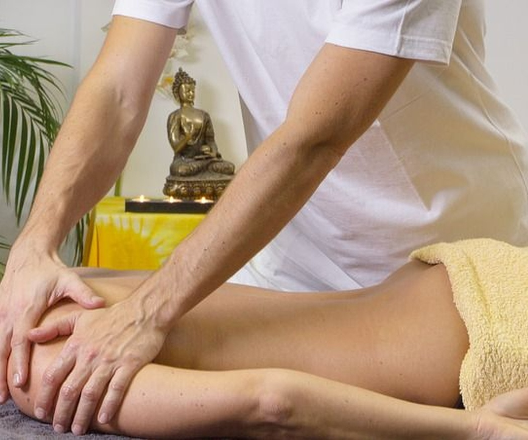 Tipos de masajes terapéuticos