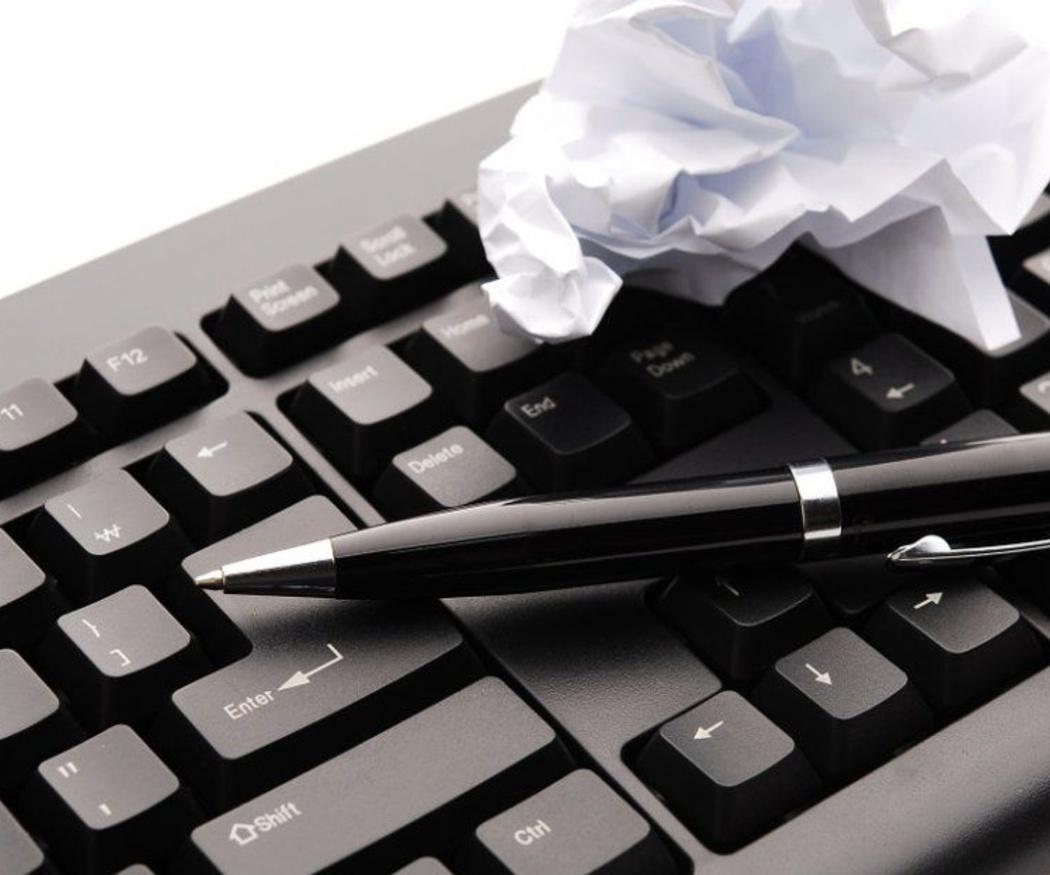 Cómo deben limpiarse los ordenadores de una oficina