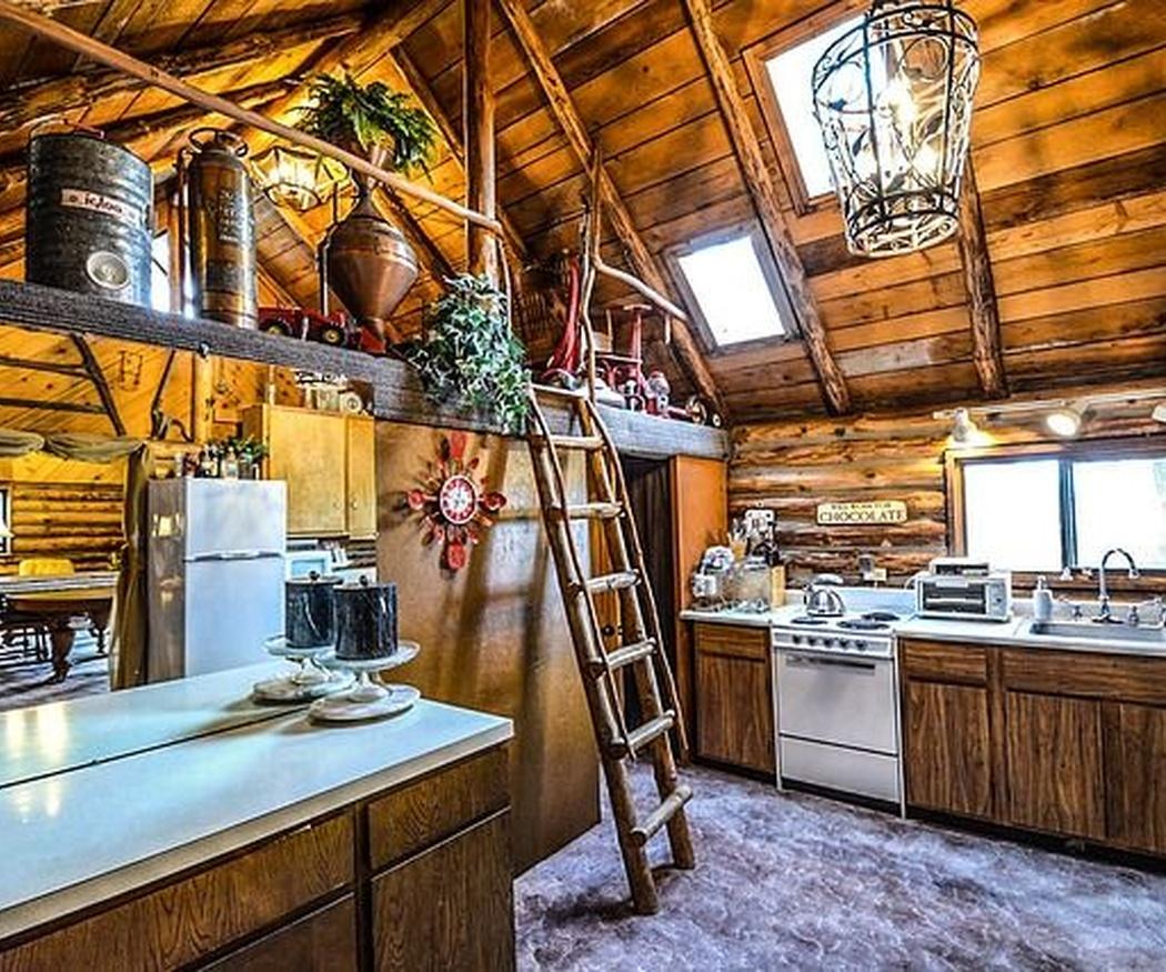 Cocinas rústicas y acogedoras