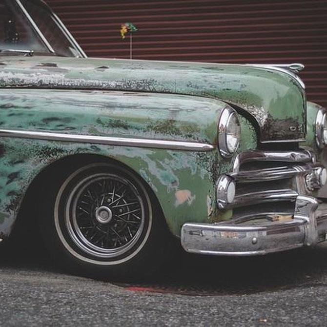 Cómo deshacerte de tu viejo vehículo
