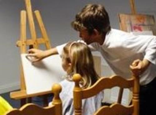 Clases de dibujo, Artes Plásticas