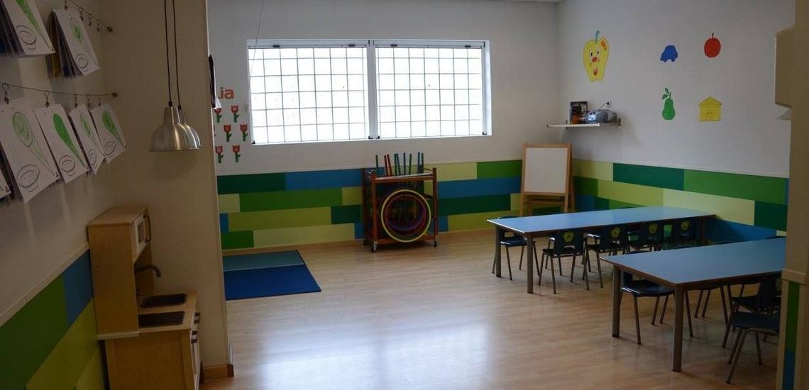 Escuela infantil en Guadalajara en la que cuidamos de tus hijos