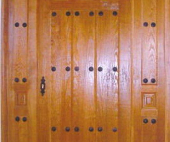 Puerta castellana MT 15