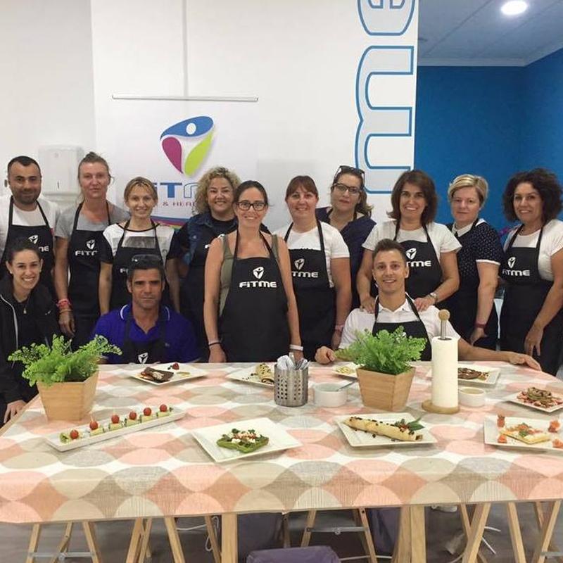 Taller de Gofres, Tortitas y Crepes Saludables: Servicios y Talleres de Melody García Nutrición