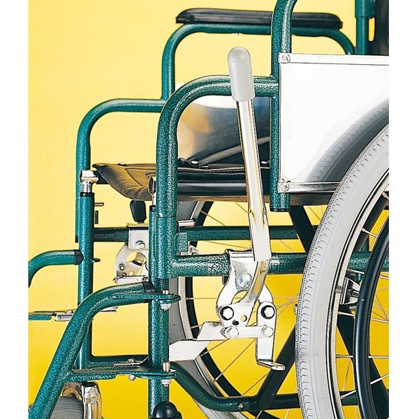 Alargador de freno para silla de ruedas