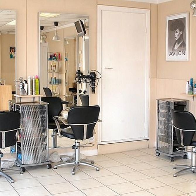 Dale un toque de modernidad a tu peluquería