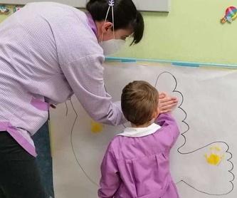 DORMITORIO: Servicios de Centro de Educación Infantil El Parque