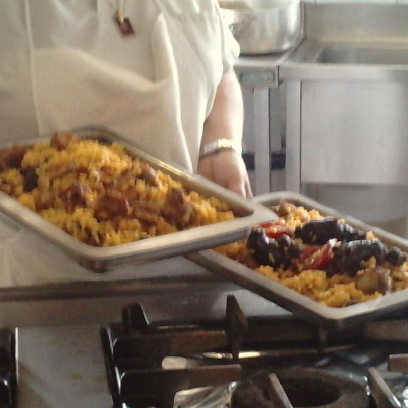 Cocinas Externas y Catering a Domicilio: Servicios de Sain Servicios, C.B.