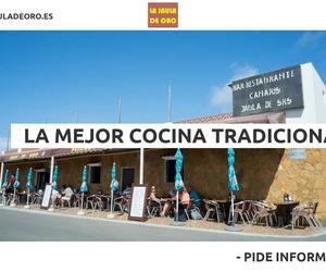 Cocina tradicional  en Ajuy, Fuerteventura | La Jaula de Oro