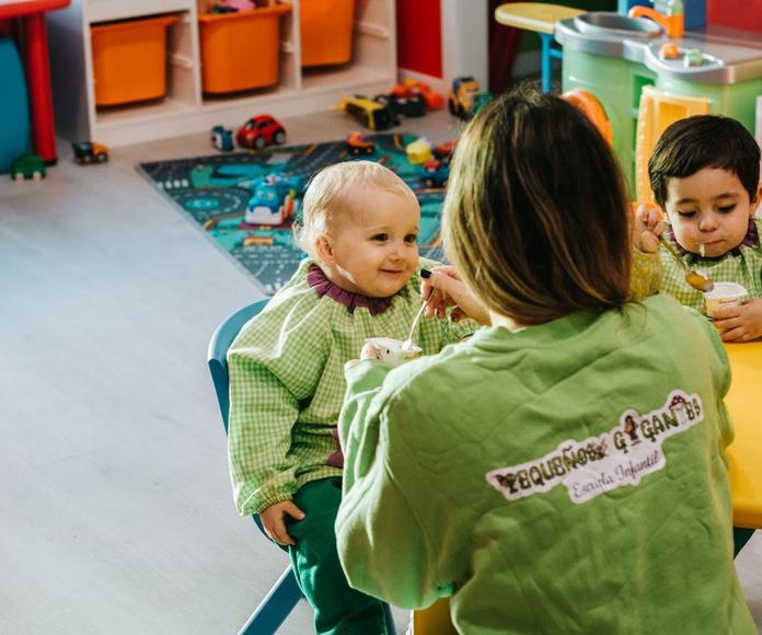 Escuela infantil en Fuencarral