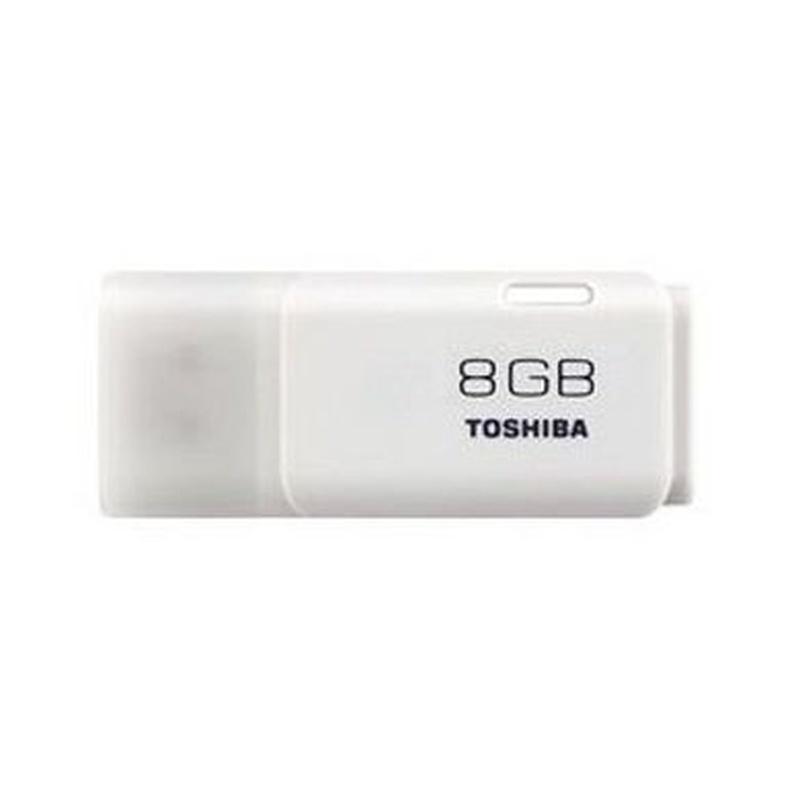 Toshiba Lápiz usb 8GB blanco HAYABUSA U202 : Productos y Servicios de Stylepc