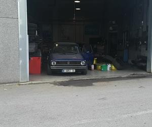 VW Golf mk1 GTI 2.0 16v