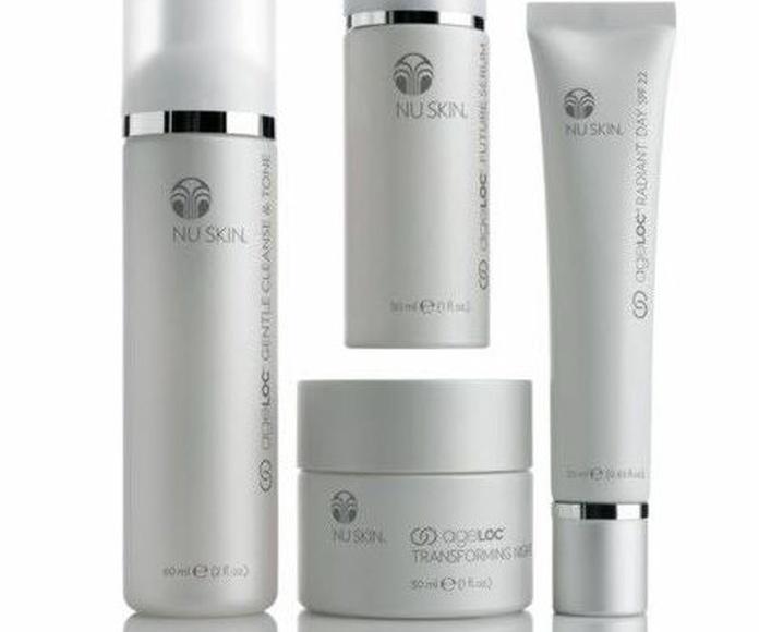 Nu Skin : Servicios y Productos de Javier Peluqueros Tapia De Casariego-Navia