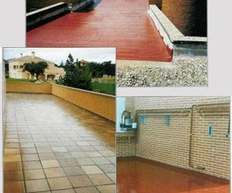 Fabricación de moldes con resinas: Servicios de Revestimientos Luna Freire, S.L.