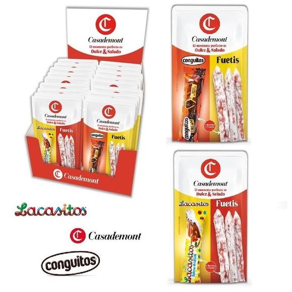 EXPOSITOR LACASA & CASADEMONT: Productos de Sarigabo, S. L.