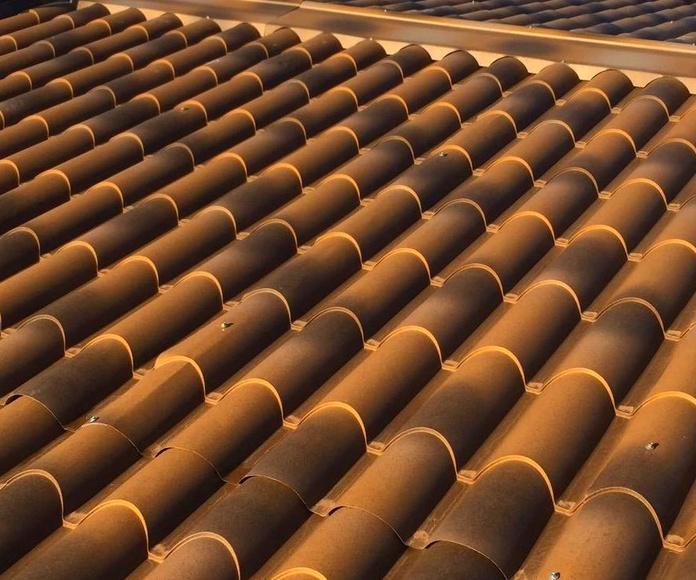 si tu vieja casa requiere un techo rustico , también podemos solucionarlo