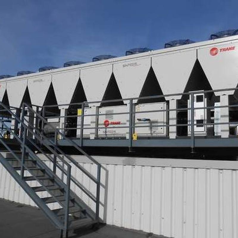 Enfriadoras de agua y bombas de calor : Servicios de Climac