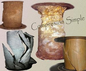 Compresión simple sobre muestras inalteradas de suelos y rocas
