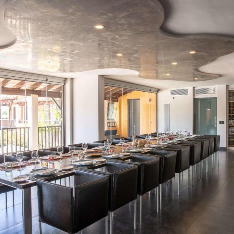 Workshop: Menú de Baiben Restaurant