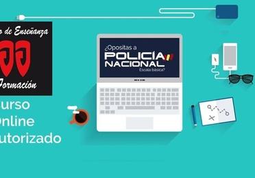 Curso online oposición de Policía Nacional