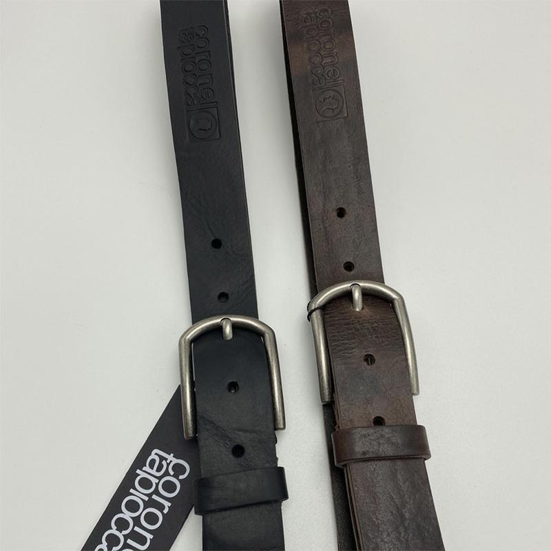 Cinturón CORONEL TAPIOCCA piel Ref. 1756 Precio 25 €