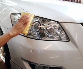 Lavado a mano de vehículos: Servicios de Gepard Auto Center