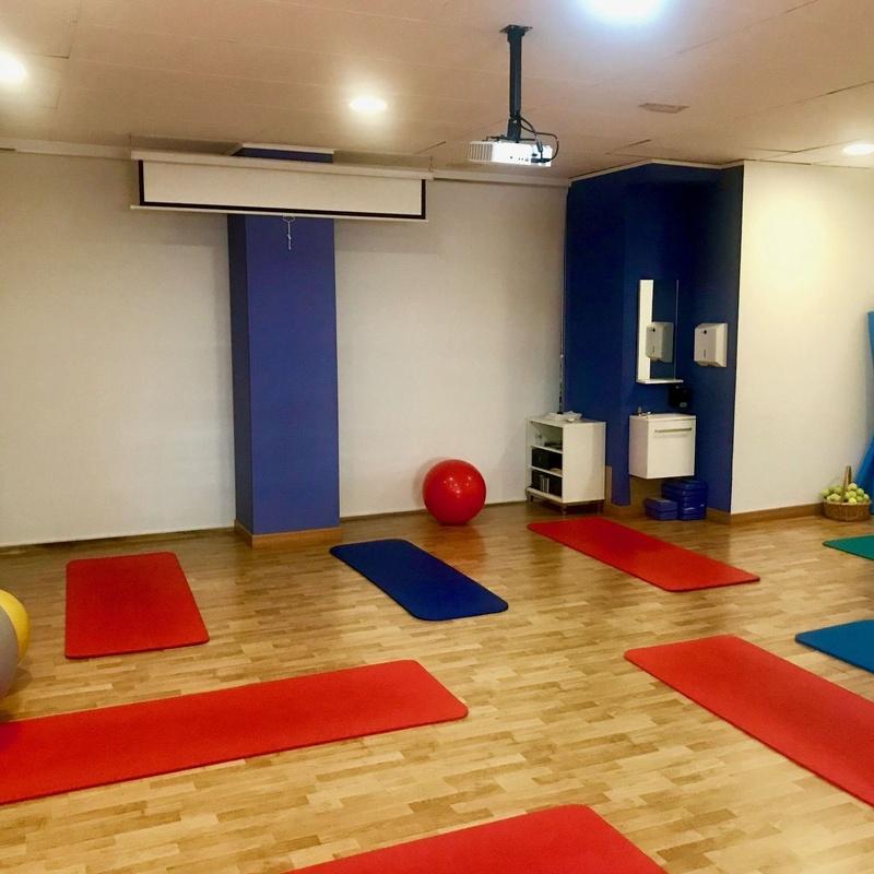 Pilates Y Gimnasia Postural: Especialidades de Clínica Fisioterapia Maccari Sport