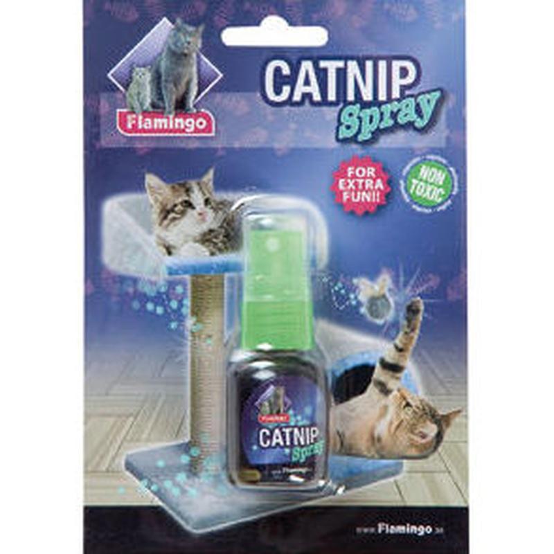 Spray de catnop para gatos. Mascotas en Madrid
