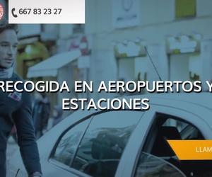 Taxi de largo recorrido en el Aeropuerto de Madrid: Taxis Aeropuerto Madrid