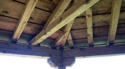 Techumbres en madera
