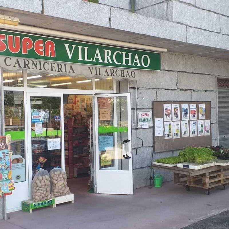 Servicio a domicilio: Servicios de Supermercado Vilarchao