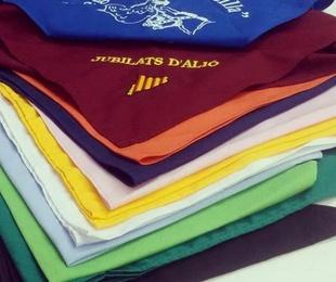 Estampación de vinilos en textil