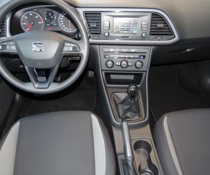 SEAT Leon 1.6 TDI 105cv StSp Reference FINALES DEL 2014: VENTA DE VEHICULOS  de JUAN JOSE GALLAR MARTINEZ