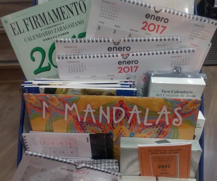 AGENDAS 2017 Y CALENDARIOS
