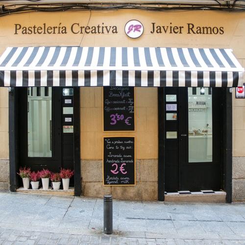 Pastelería creativa Barrio de la Letras, Madrid | Javier Ramos