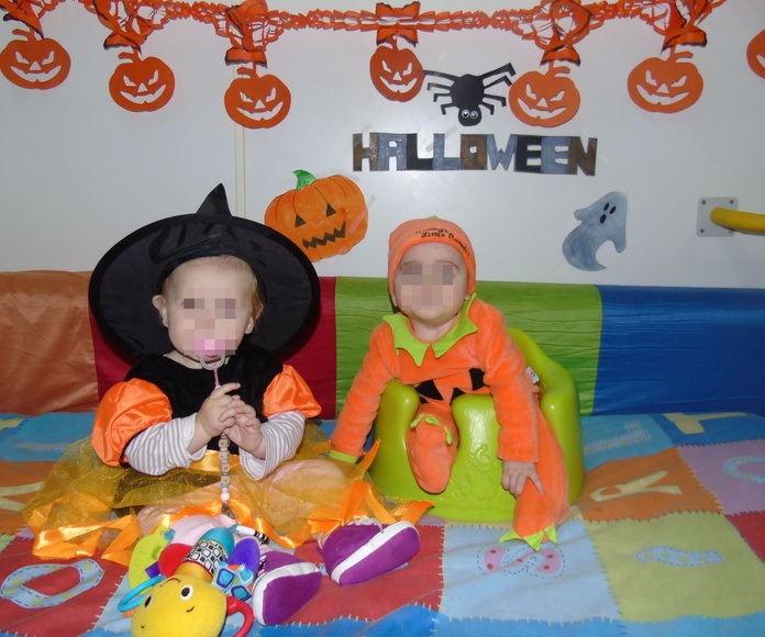 Halloween en la Escuela Infantil Bilingüe Centro Vida