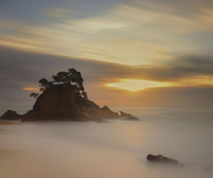 Fotógrafo de paisaje