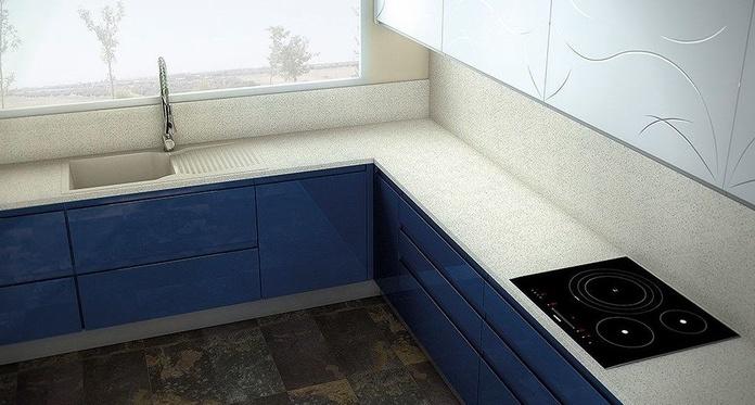 Infer Cocinas. Vítrinas decoradas: Productos y servicios de Muebles Marino