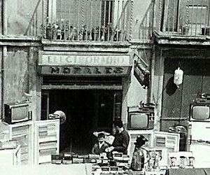 PRIMERA TIENDA TALLER 1965